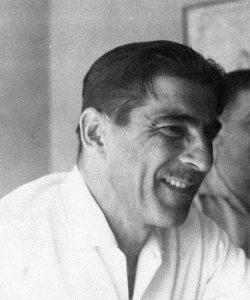 Ary Garcia Rosa – 1956 a 1960