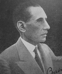 Gastão Bahiana – 1921 a 1924*