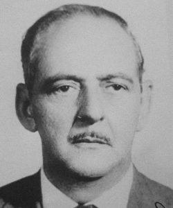 Paulo Camargo de Almeida – 1943 a 1946